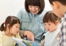Học tập bố mẹ Nhật cách dạy con ngoan