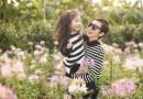 'Bà mẹ đơn thân' Xuân Lan tình cảm với con gái