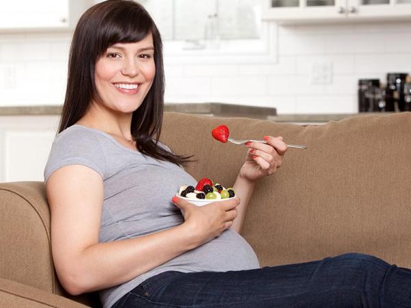 Chế độ dinh dưỡng chuẩn cho mẹ bầu bị tiêu chảy