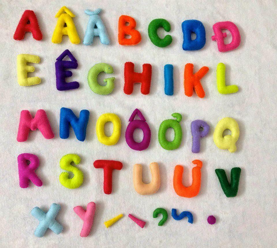 Cách dạy con học bảng chữ cái