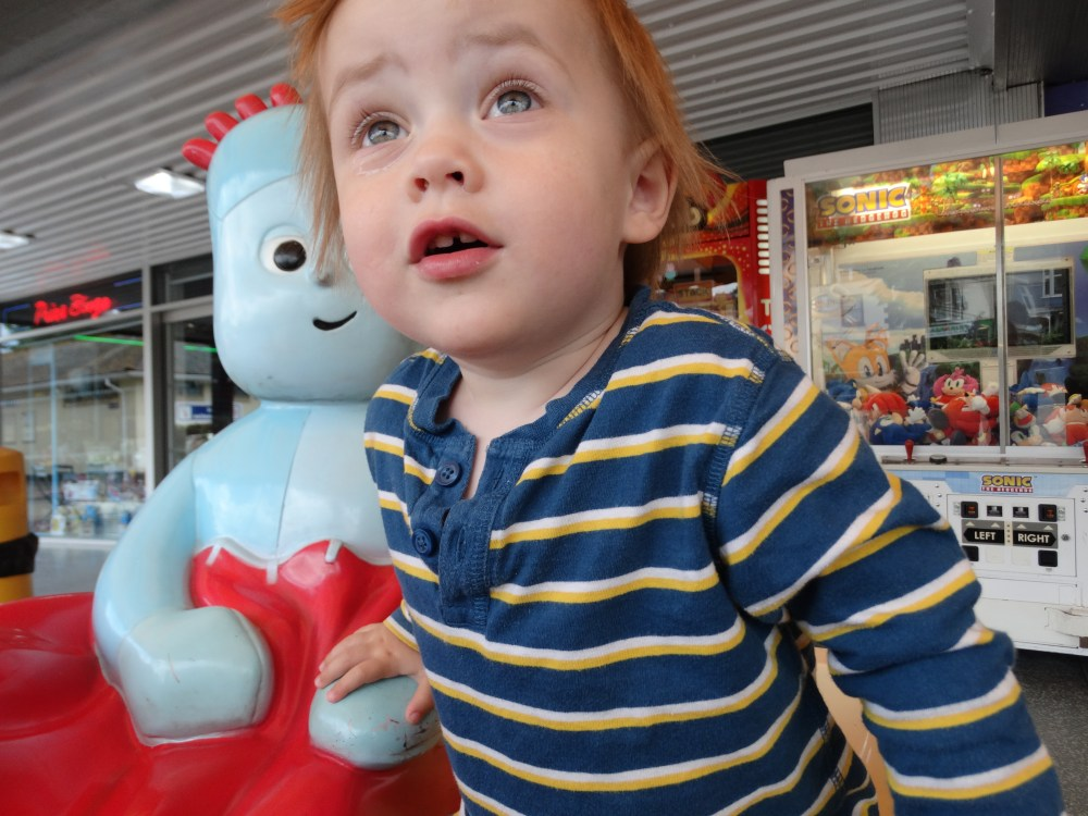 toddler and Iggle Piggle