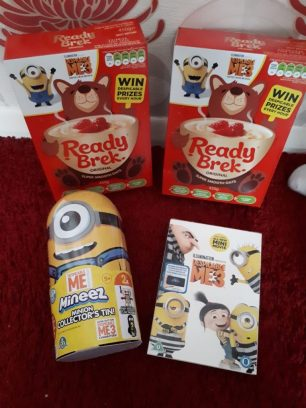Ready Brek cereal