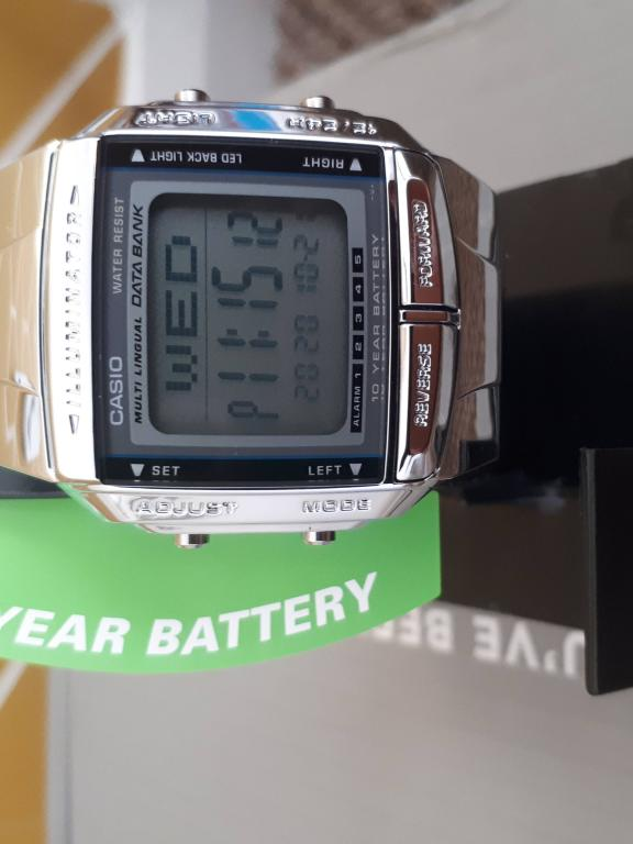 Multifuntion Casio Watch from Trend Him