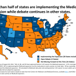 More than 7,100 deaths likely in states rejecting Medicaid expansion