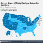 New Louisiana Governor Faces Challenges In Plans To Expand Medicaid