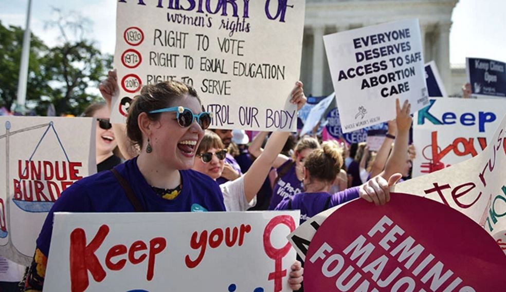5 Things To Know About The Supreme Court's Texas Abortion Rights Decision