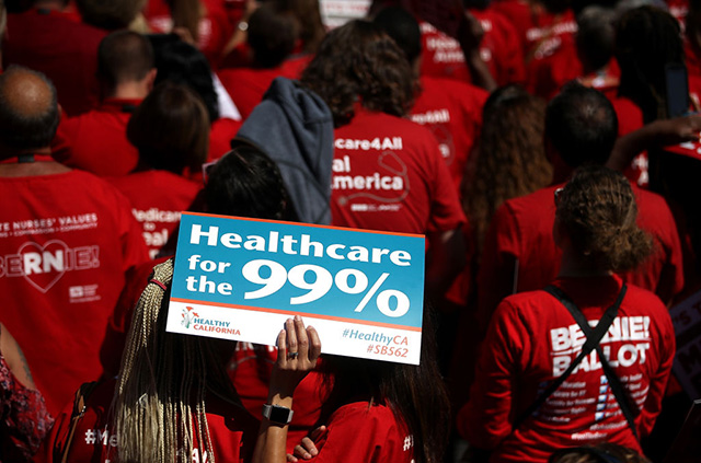 Medicare for All: A Win-Win Issue for Candidates in the 2018 Midterms