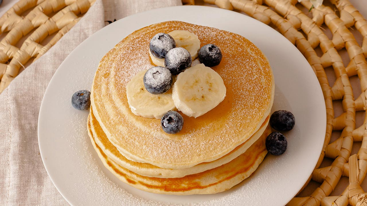 Healthy Eating by Adding Whole Grains to Your Pancake Batter Recipe