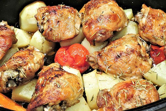 Recipes with chicken thighs. THE BEST marinade ever.