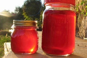 Microwave Pear And Quince Jelly