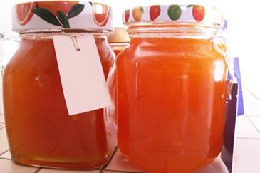 Microwave Apricot And Cinnamon Jam