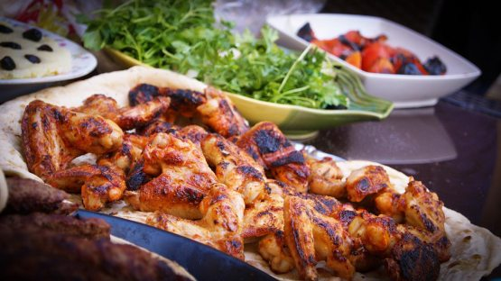 Amazing Asian BBQ Chicken Wings Recipe