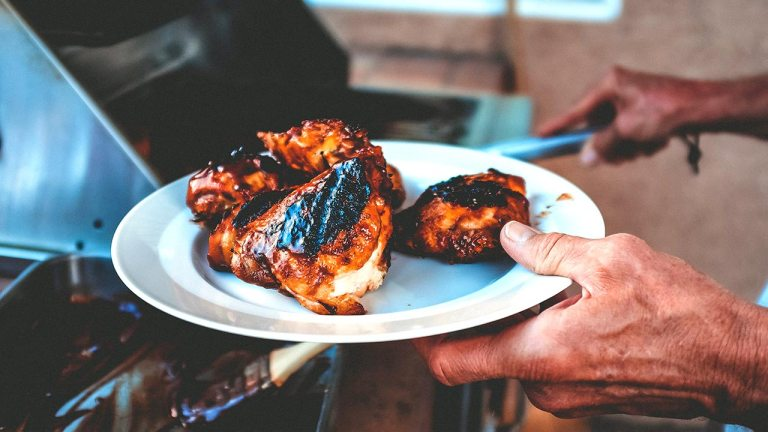 Spicy Berne BBQ Chicken Recipe