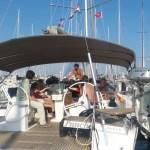 Onze Elan 50 Impression in Kroatië