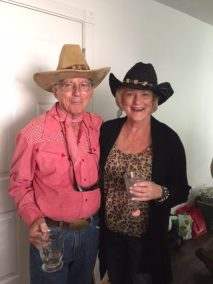 Western Theme House Party