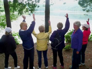 Bunsen Lake Walk