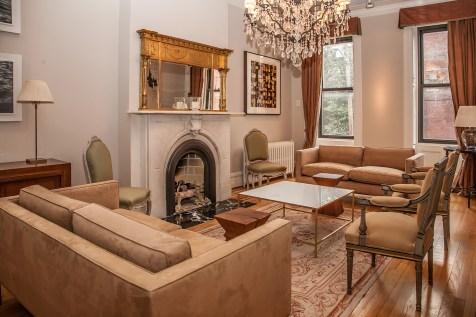 1103 Garden St. - living room