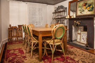 1131 Garden St. - dining room