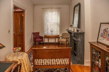 1131 Garden St. - living room