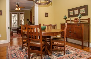 1022 Hudson St 1 - dining room 2