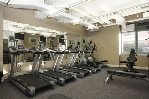 1500 Garden St 3A - Gym