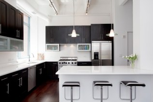 1500 Garden St 3A - Kitchen
