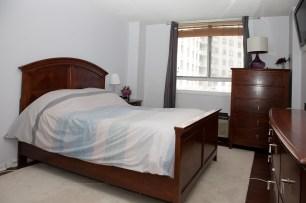 The Doric 12th fl - bedroom