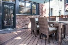 1116 Garden Street - deck