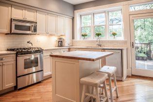 1116 Garden Street - kitchen