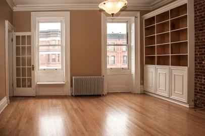 828 Washington St 4 - living room
