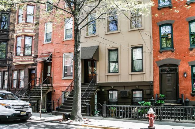 1021 Garden Street front