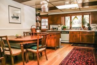 1021 Garden Street kitchen