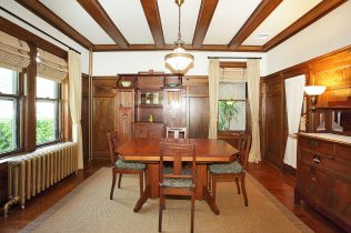 926 Castle Point Terrace - dining room