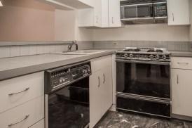 1001 Clinton St #2B - kitchen