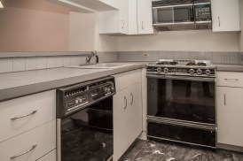 1001 Clinton St #2B - kitchen