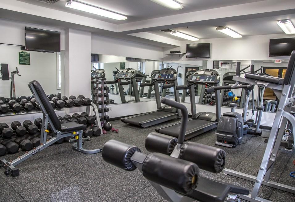 904 Jefferson St gym