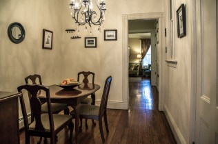 1009 Willow Avenue #2R - dining room 1