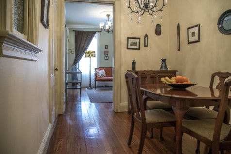 1009 Willow Avenue #2R - dining room 2
