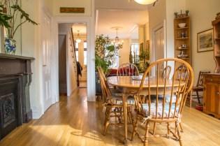 1212 Garden St - dining room