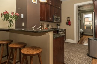 1007 Willow Ave #9 - kitchen