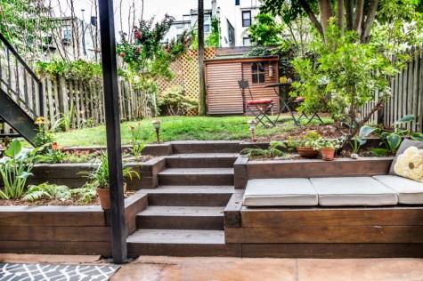 509 Garden St #1 - Yard