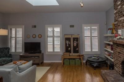 736 Garden St Apt D - living room 2