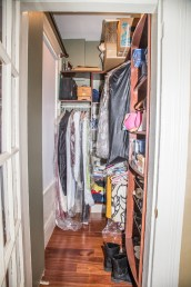 825 Willow Ave - closet