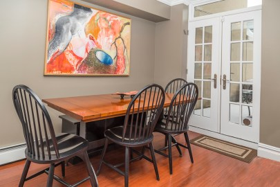 825 Willow Ave - dining