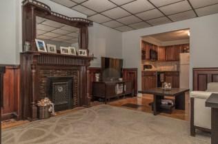 1114 Bloomfield St - Apt. 1 living room 2