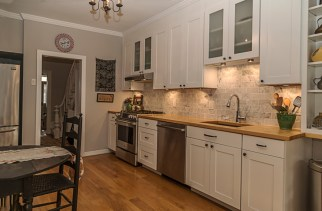 717 Garden St - kitchen