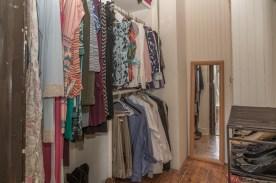 817 Garden St - closet