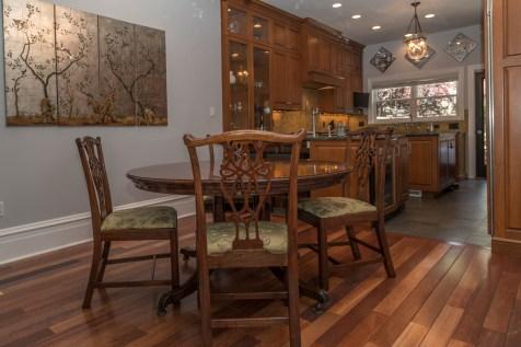 817 Garden St - dining room