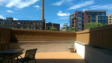 72 Park Ave. #1B - deck 1