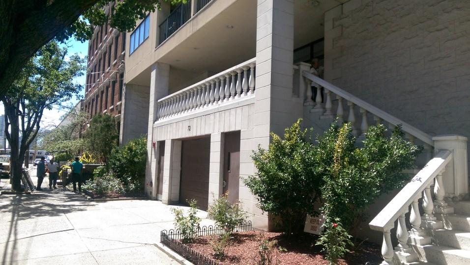 72 Park Ave. #1B - front